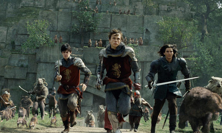 Conoce todo sobre Narnia 3 y sus personajes