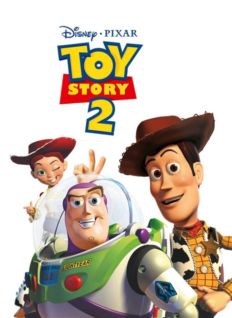 toy story 2 : woody y buzz