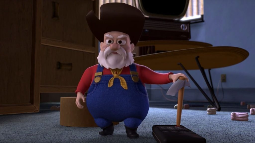 toy story 2 : pete
