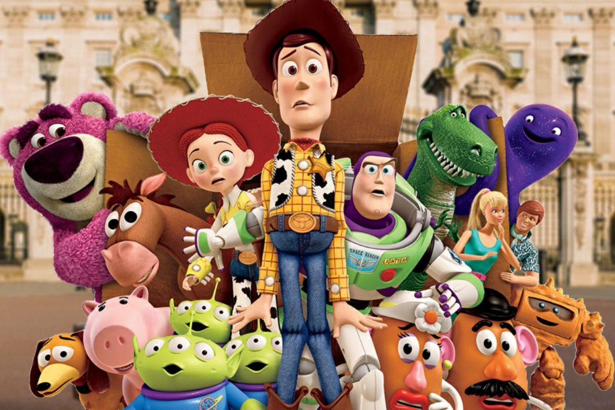 toy story: personajes