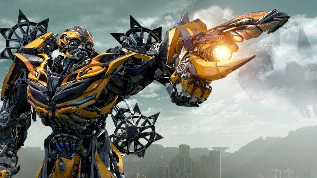 tranformers 4: amarillo