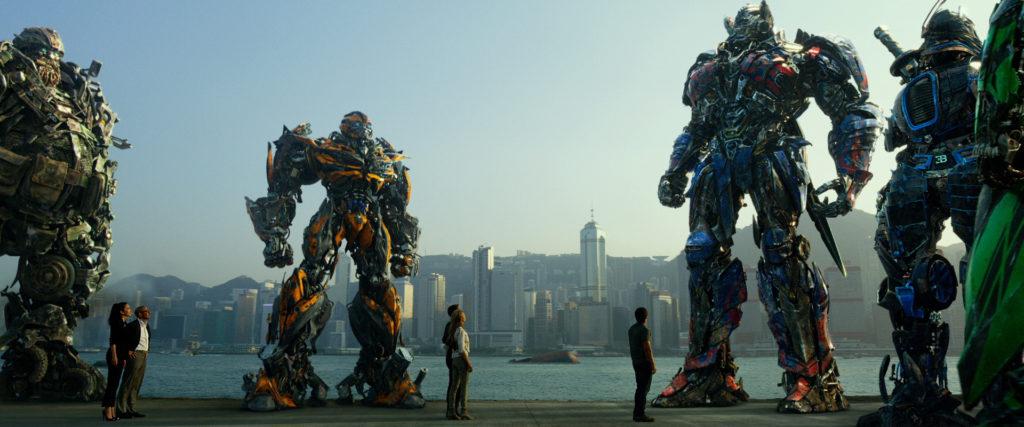transformers 4: autobots