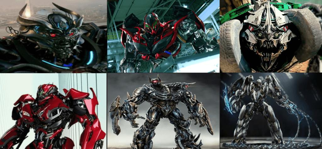 transformers 4: decepticons