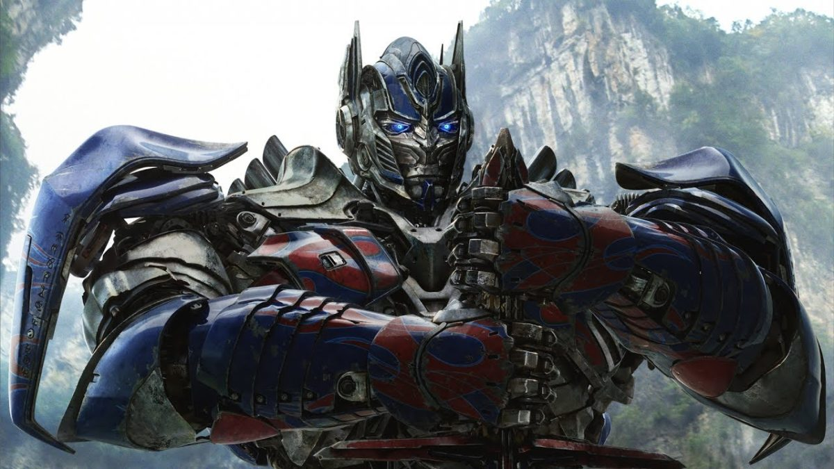 transformers 4 : optimus espada