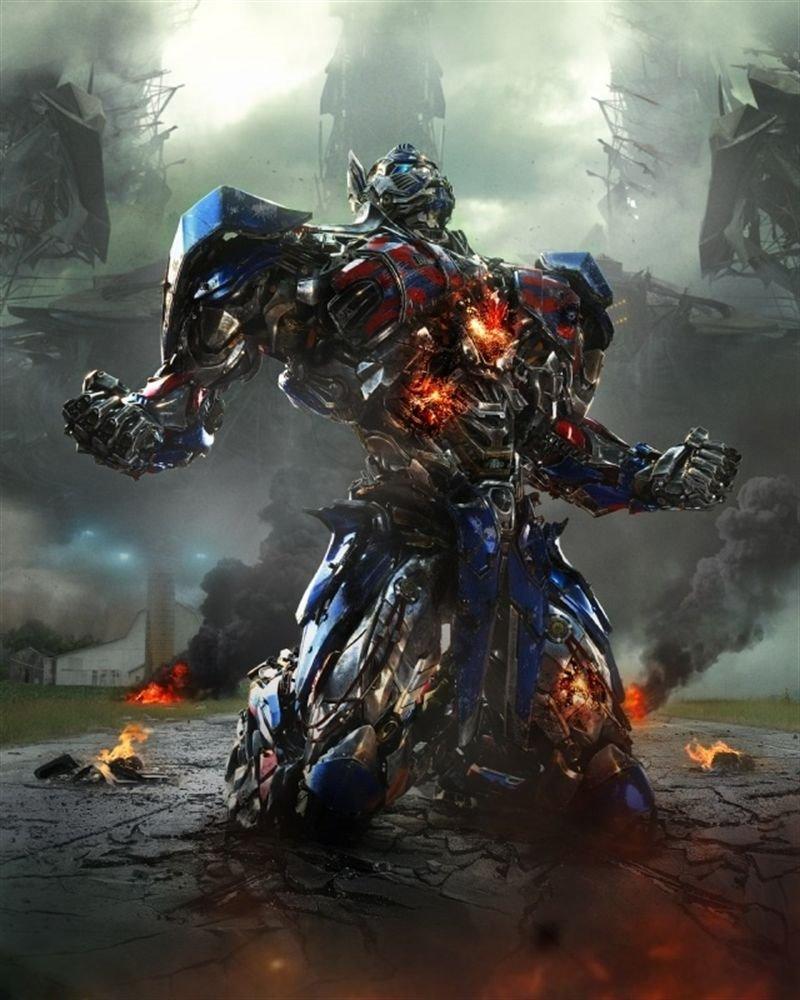 transformers 4: optimus