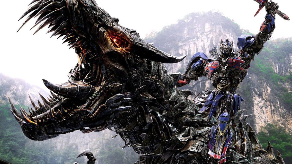 transformers 4: portada