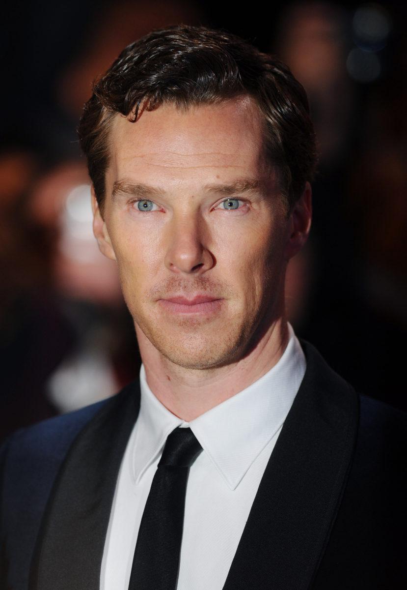 vengadores: Benedict Cumberbatch