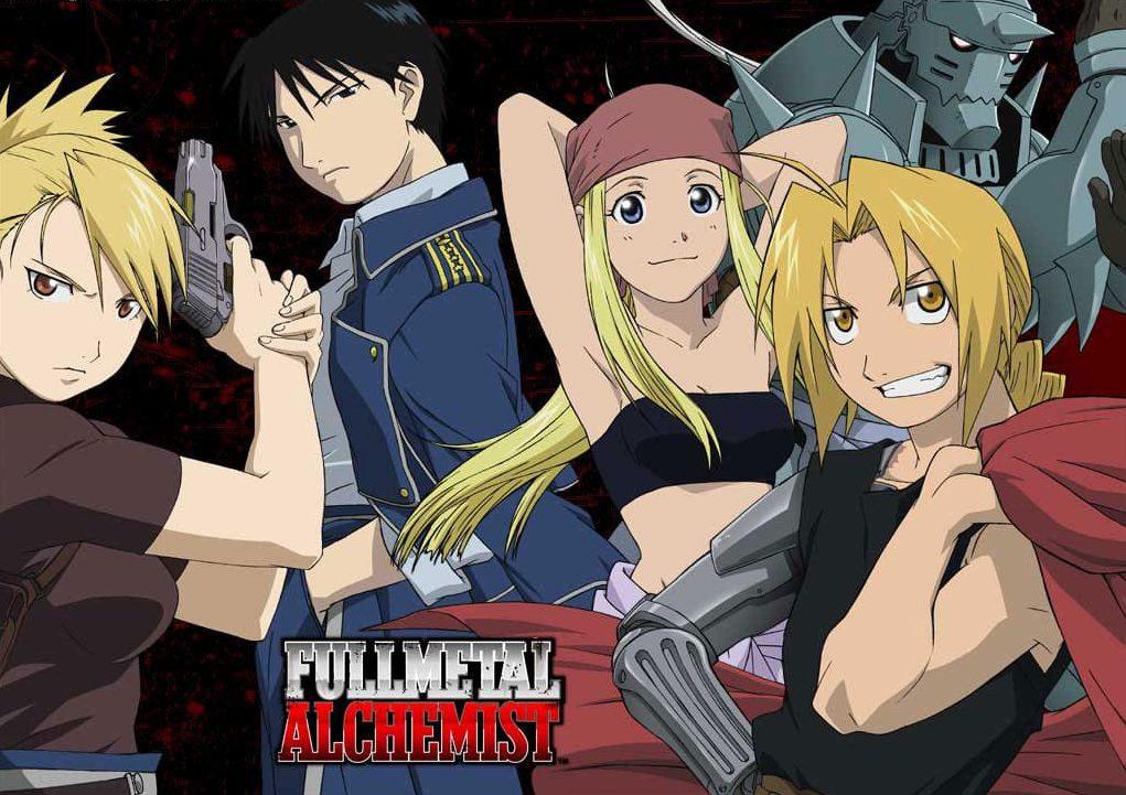 Fullmetal Alchemist-1