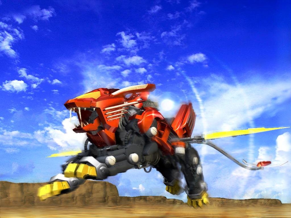 Zoids: batalla