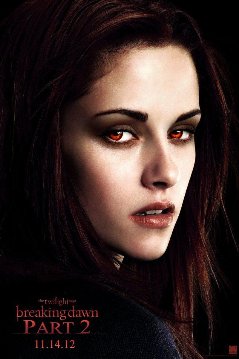 crepusculo: bella vampira