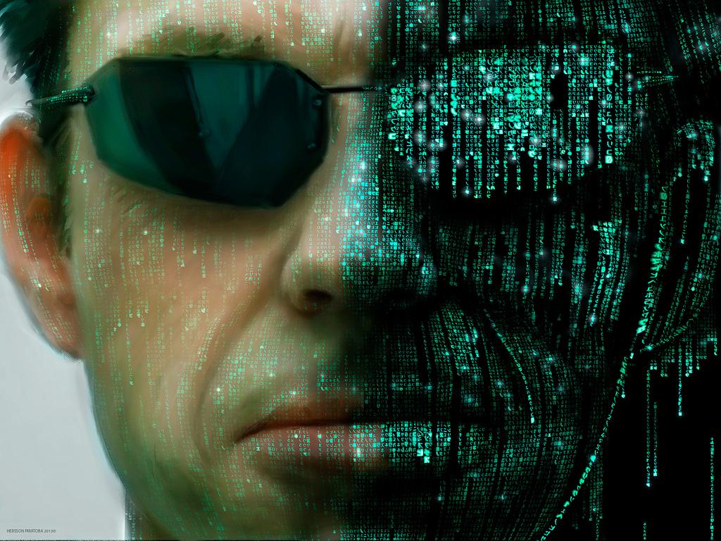 matrix 1: agente smith