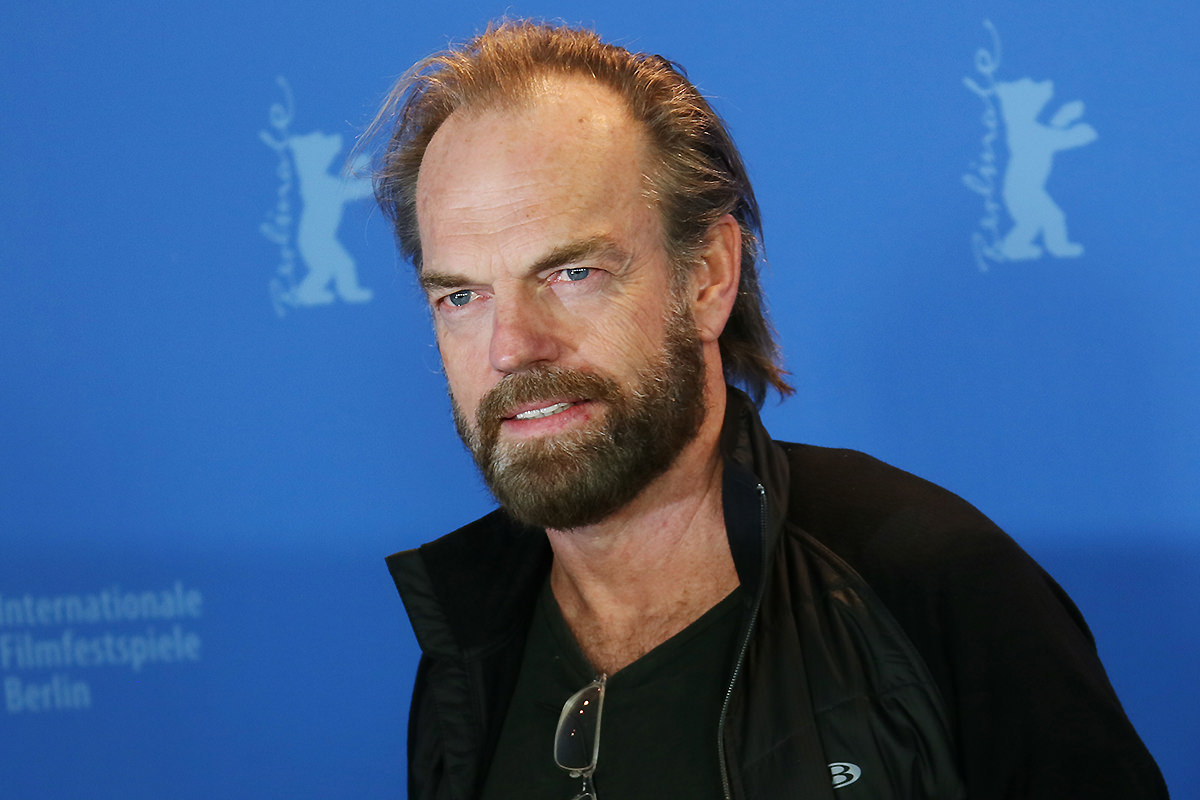 matrix 1: hugo weaving