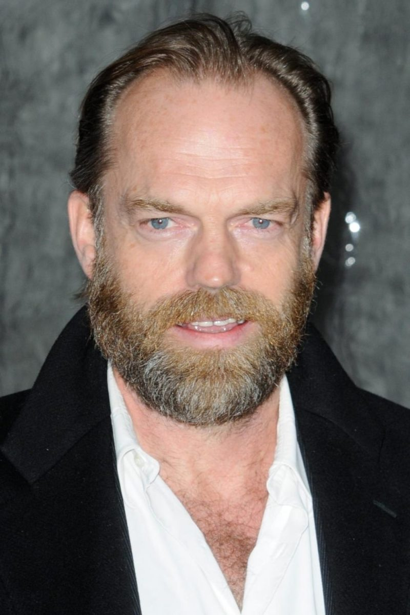 matrix: Hugo Weaving