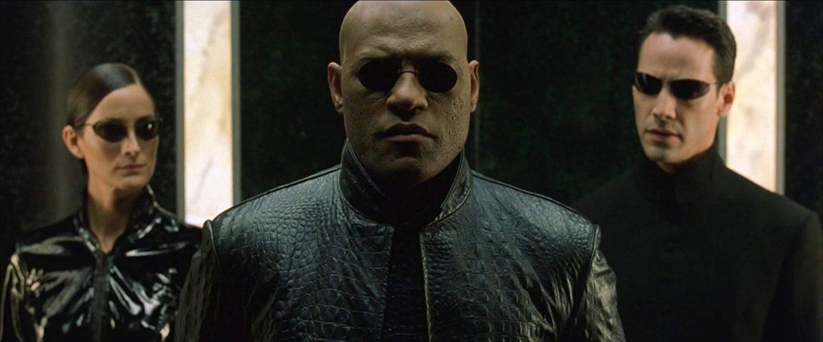 matrix: morfeo y trinity
