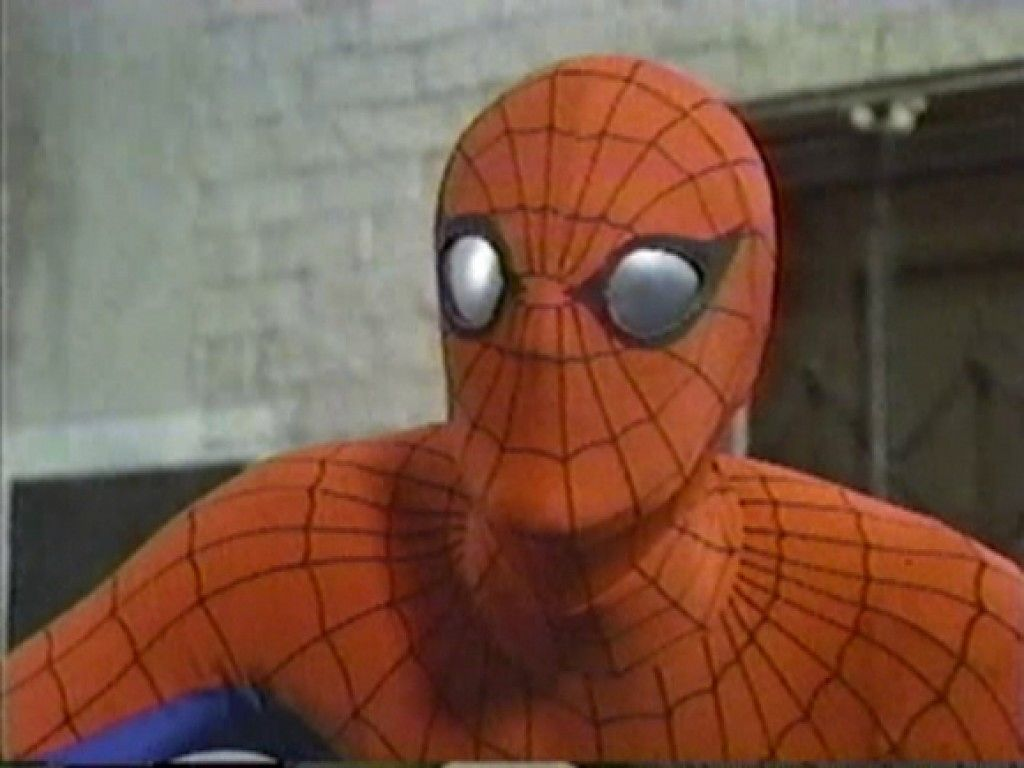 spiderma 1: spiderman 1977