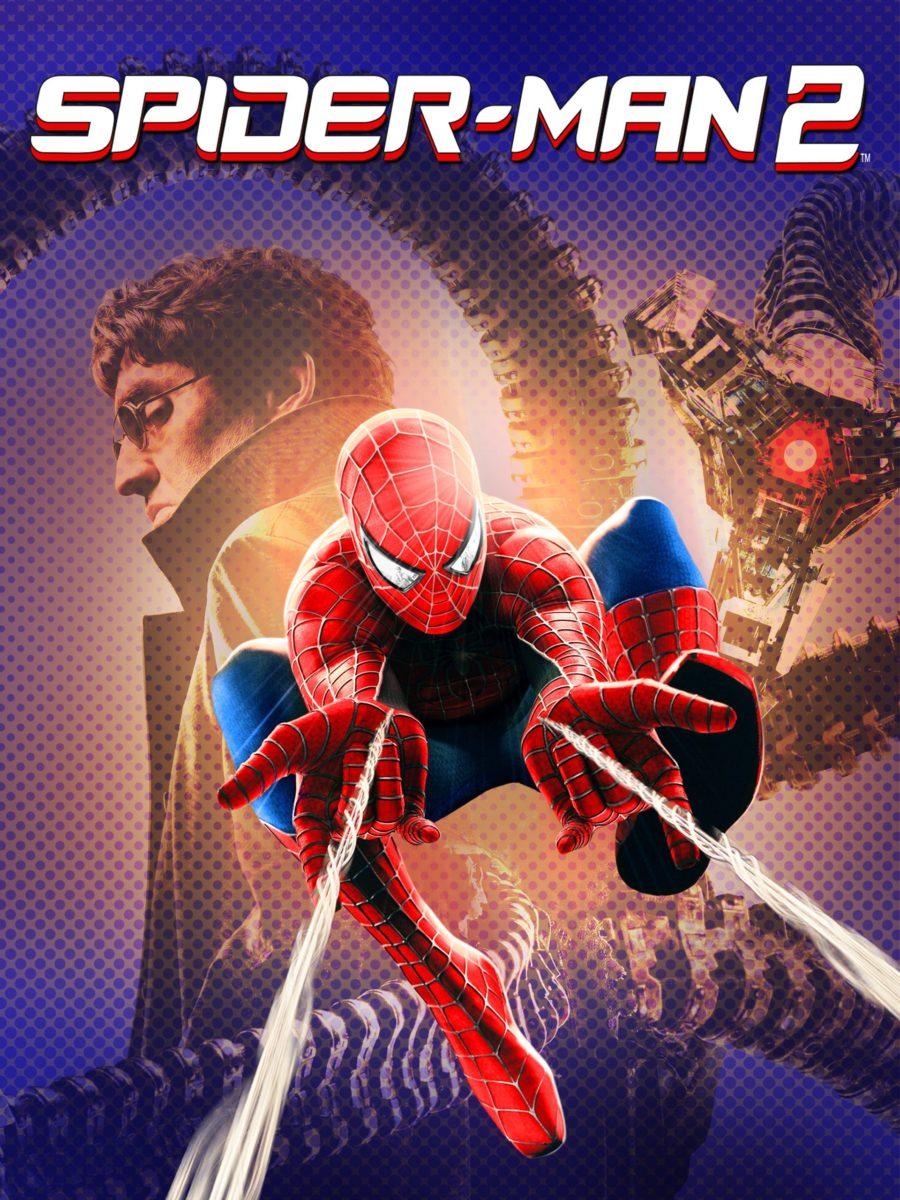 spiderman 2: afiche