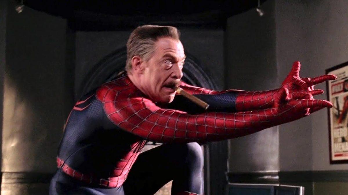 spiderman 2: jhon jameson araña