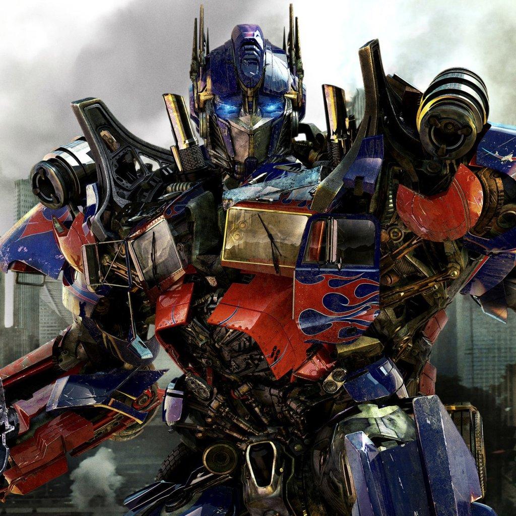transformers 3: optimus prime