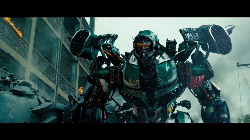 transformers 3: roadbuster