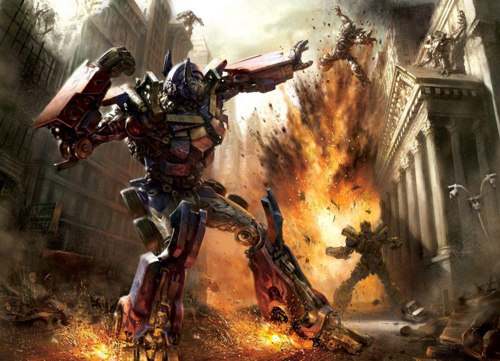 transformers 3: video juego