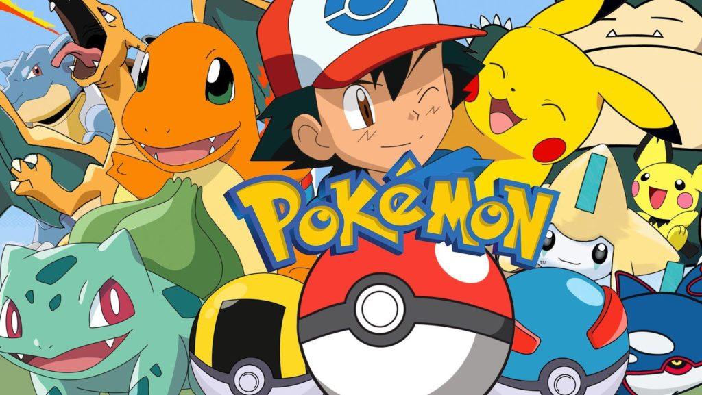 personajes de Pokémon