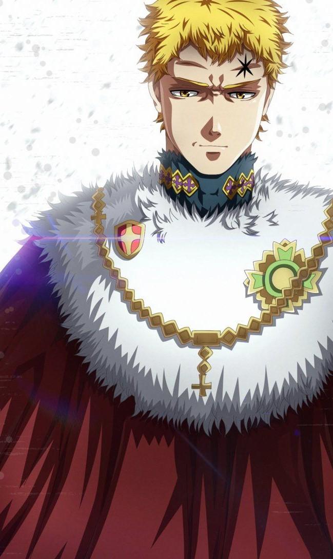 Black Clover Sinopsis Manga Anime Personajes Y Mucho Mas