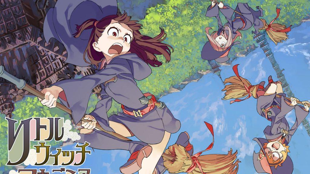 Little Witch Academia Sinopsis Manga Película Y Mucho Más