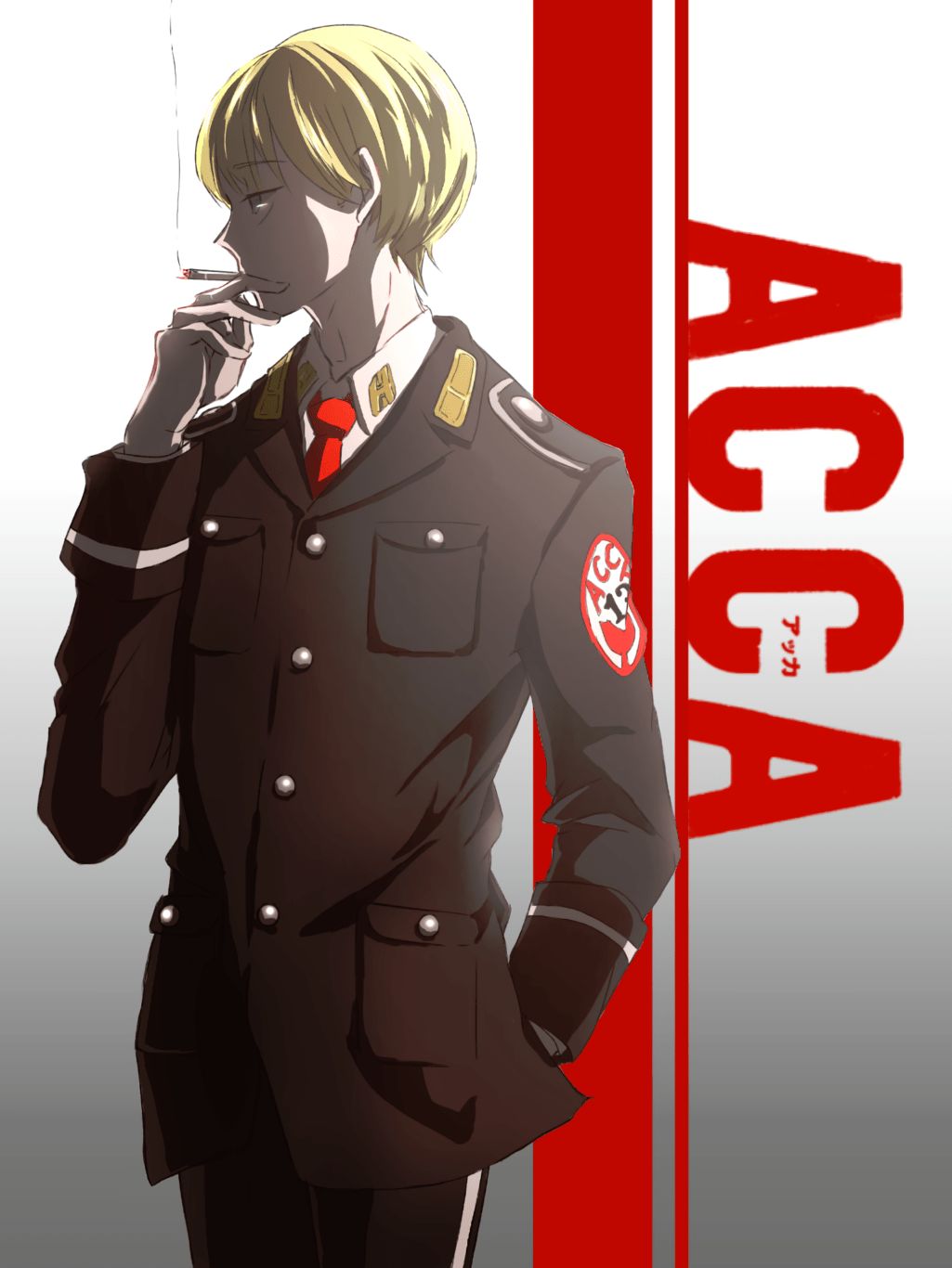 ACCA:13-ku Kansatsu-ka