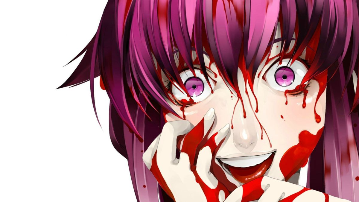 mirai nikki: sangre