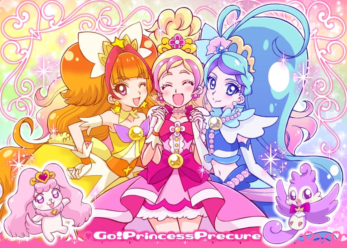 Go! Princes PreCure