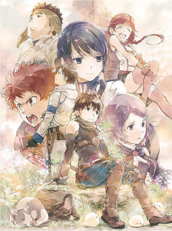 Hai To Gensou No Grimgar Sinopsis Manga Novela Ligera