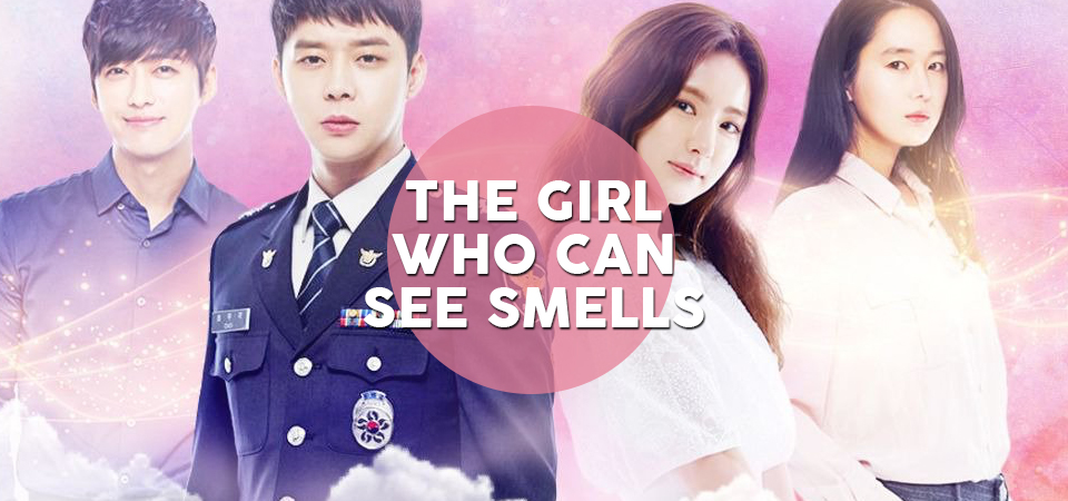the girl who can see smells