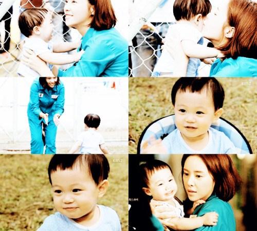 bebe de Kang Yoo Jung en Secret Love