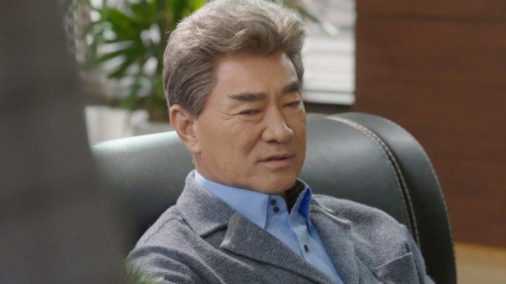 Padre de Jo Min en Secret Love