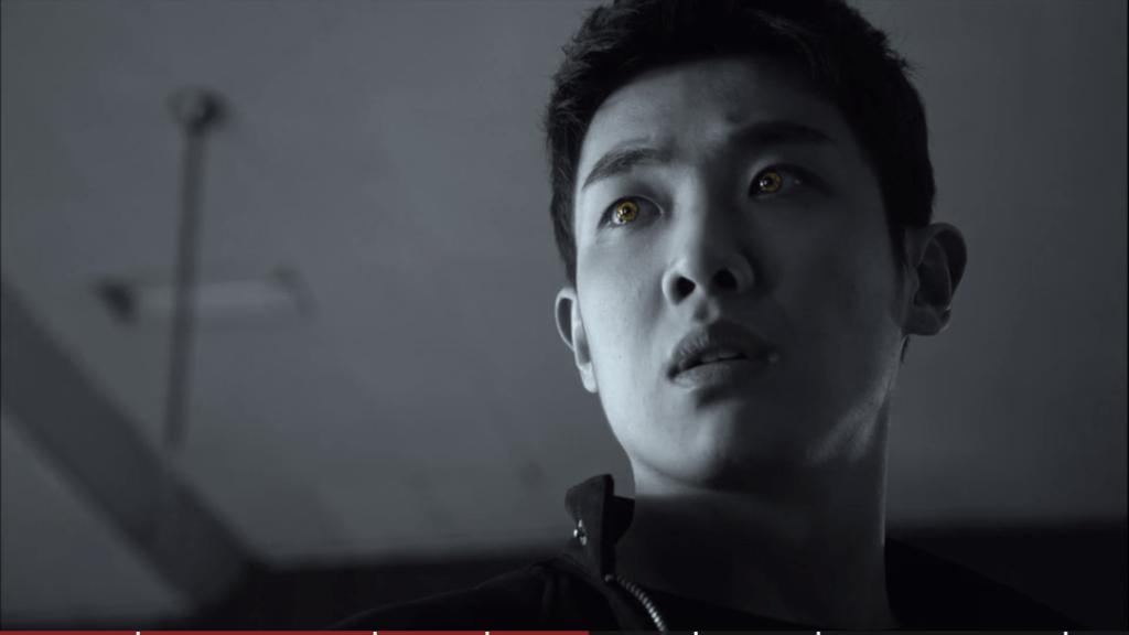 vampire detective Yoon San