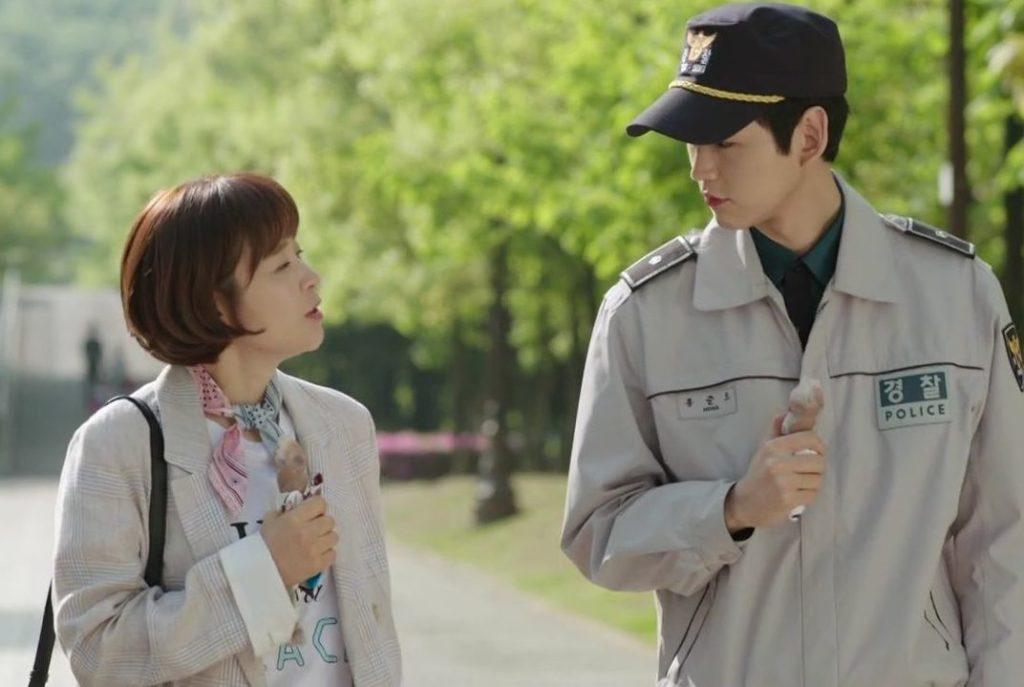 Yoo seol ok y jefe jong oh