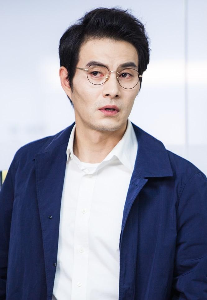 JEong Min Seok esposo de Ji Yoon en Saimdang
