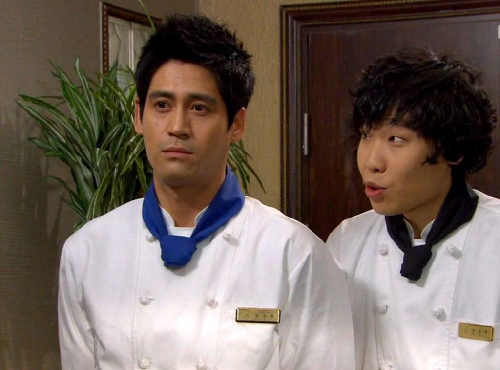 cocineros de Korean Drama Pasta