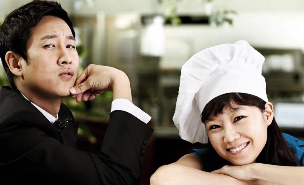 Korean drama pasta
