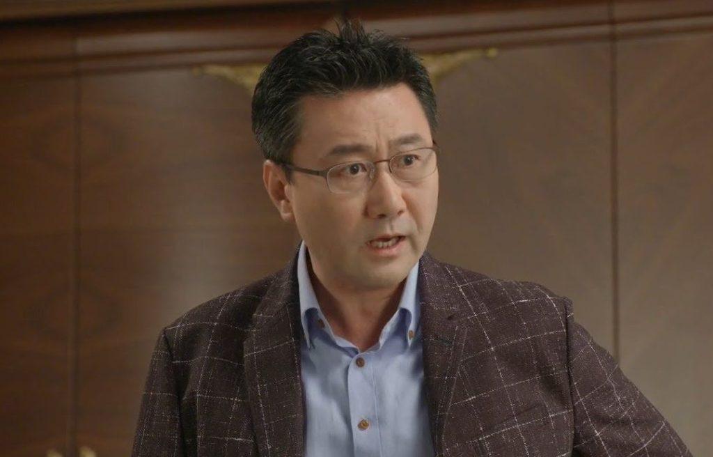 padre de Ma Hye Ri
