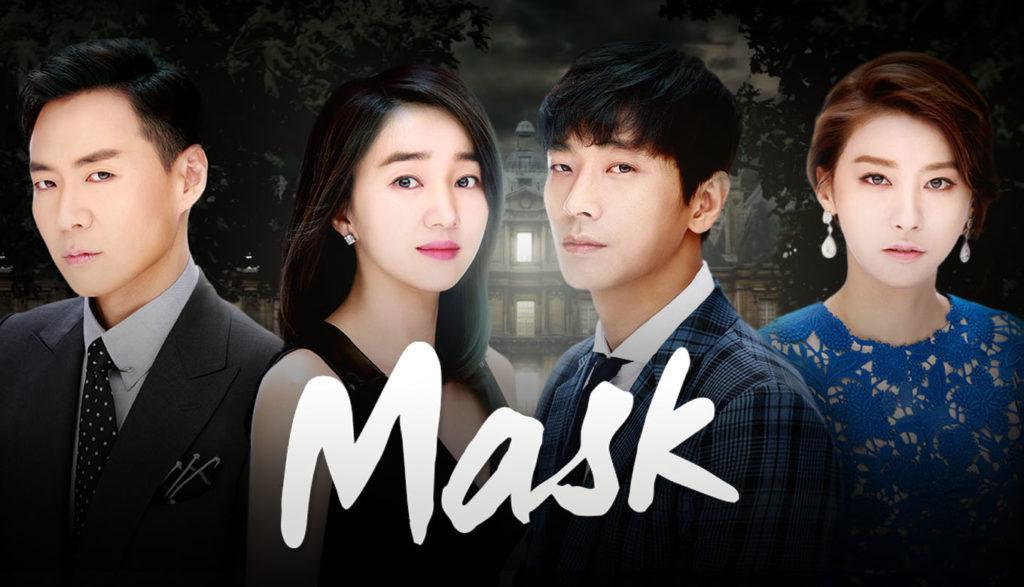 Kdrama Mask