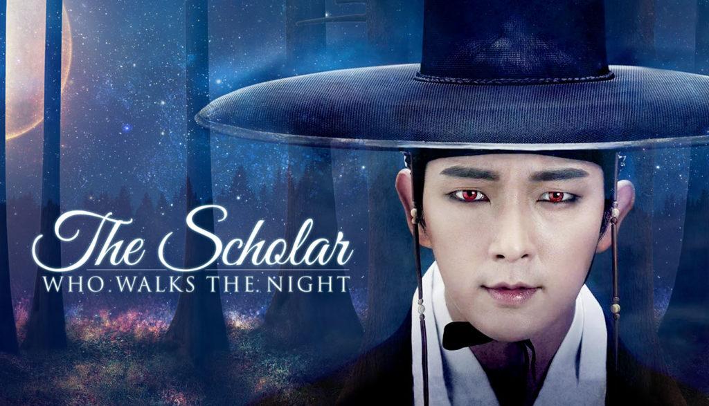 Scholar Who Walks the Night-1