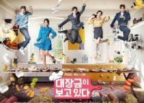 Dae Jang Geum is Watching 1