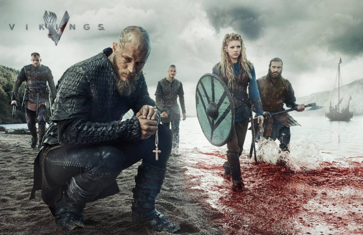 reparto de vikings