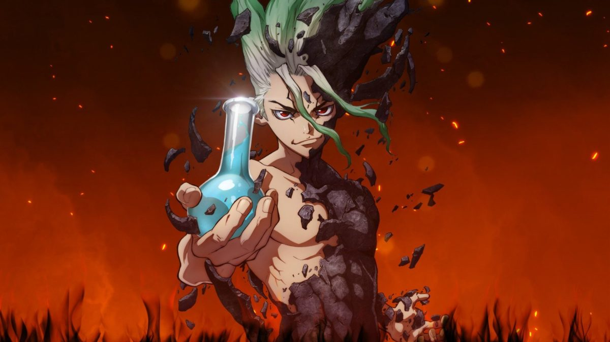 DR. STONE 2